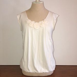 CaBi Muse Tee bubble top